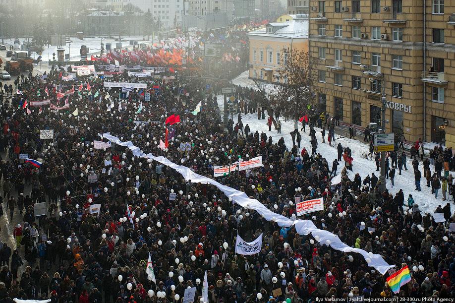 vybory15 Шествие За честные выборы