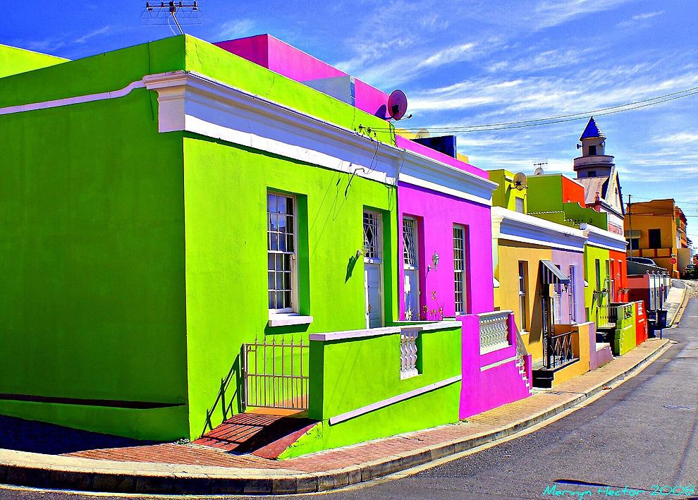0150 Красочные здания