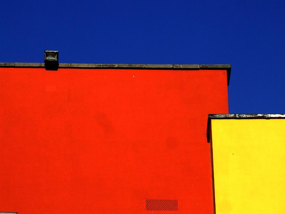 0446 Красочные здания