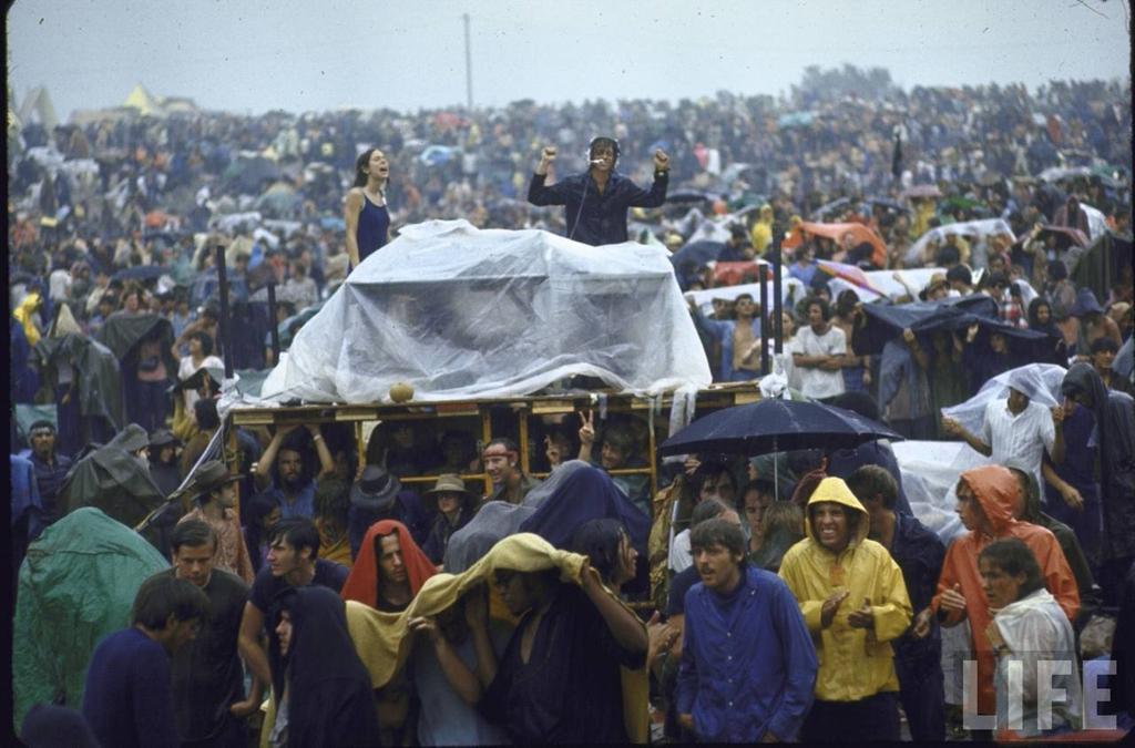 Երաժշտություն և սեր. 1969 թվականի «Վուդսթոք» փառատոնը՝ ֆոտոշարքով (լուսանկարներ)