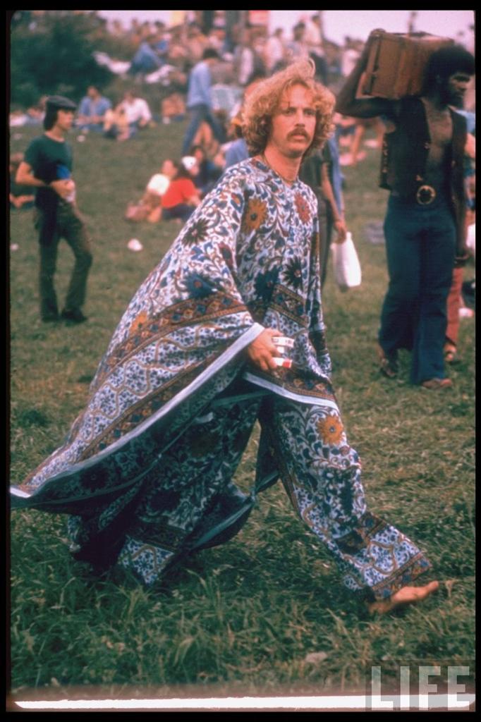 0 41447 Вудсток 1969 года на снимках журнала Life