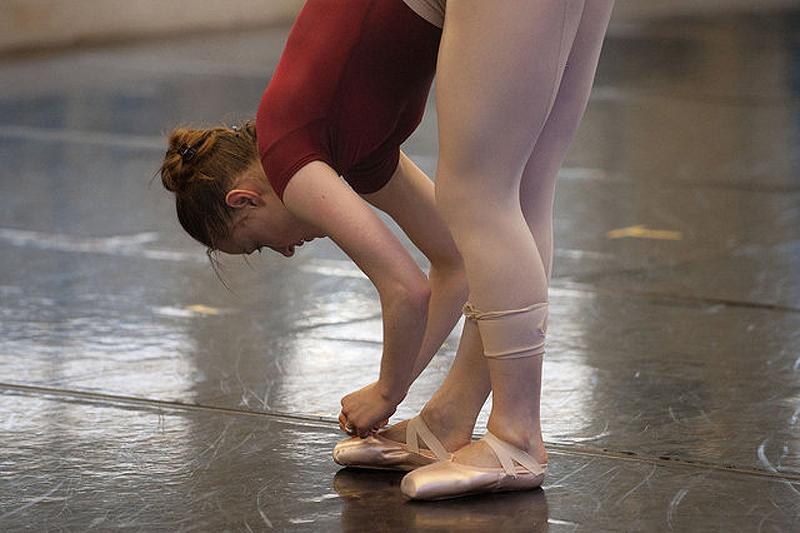 пикантные ситуации в балете фото они объединят