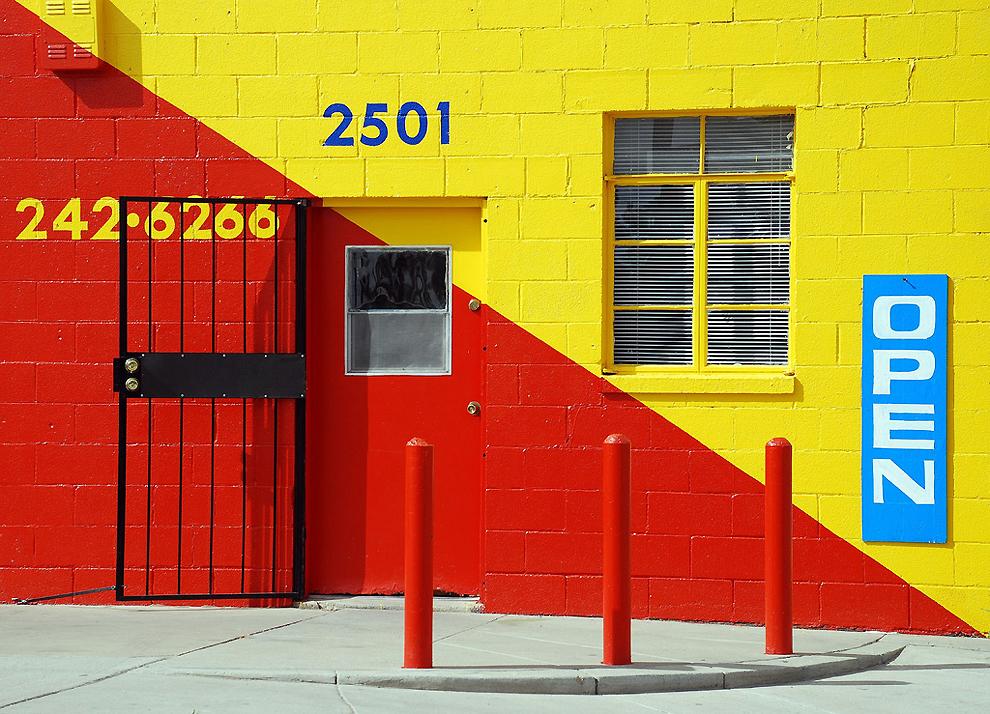 11110 Красочные здания