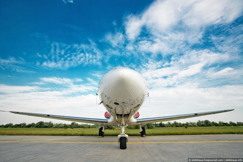 Про самолеты и споттинг