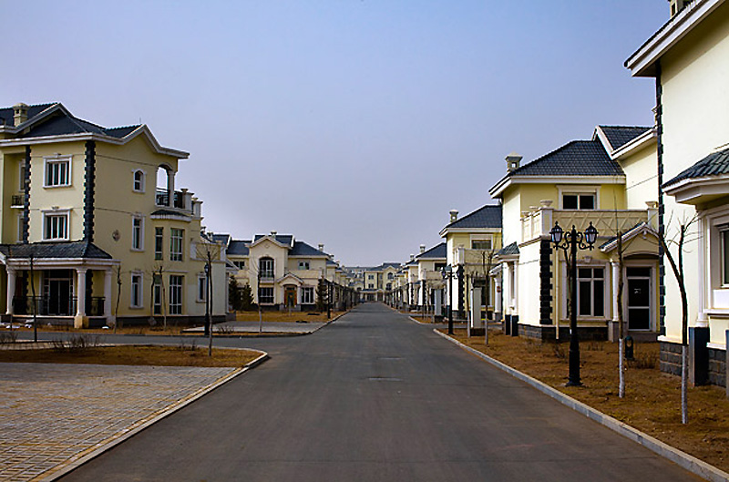 Китайский город-призрак