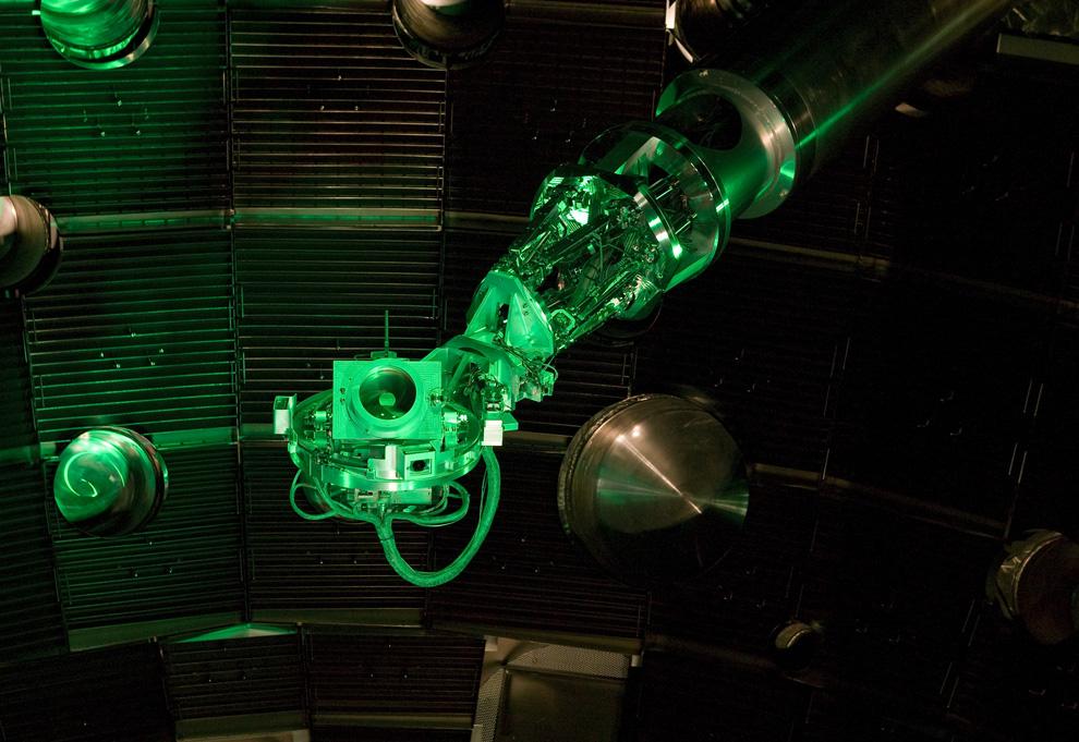 Национальный комплекс лазерных термоядерных реакций