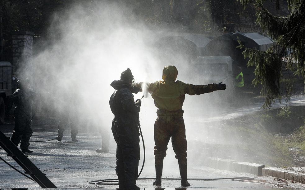 Катастрофа в Венгрии - неделю спустя