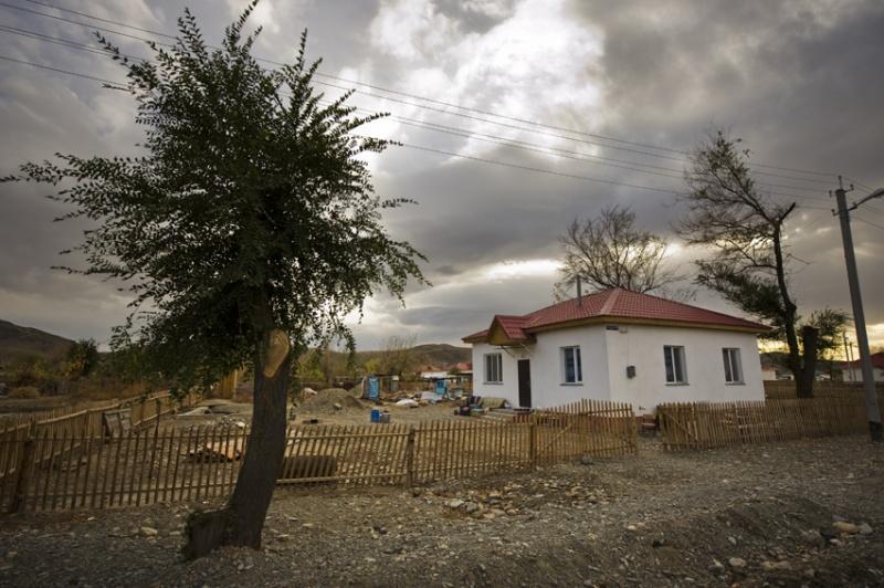 Кызылагаш, восемь месяцев спустя