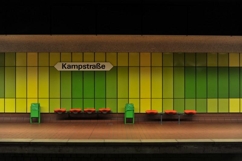 Subway Seating