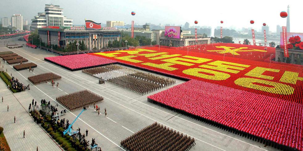Для чего диктаторам парады?