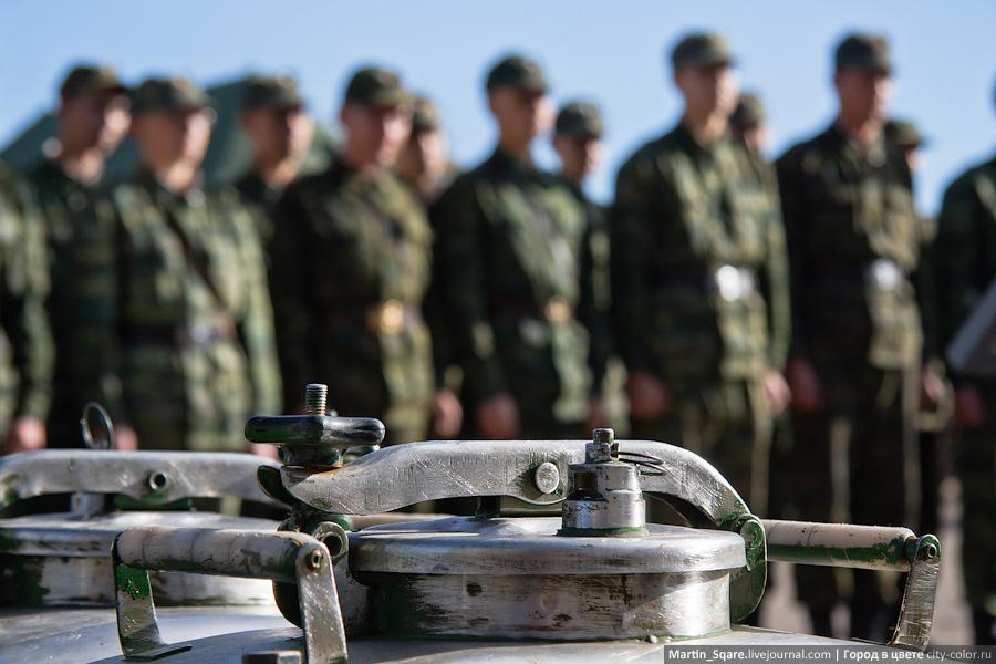 Военная школа поваров