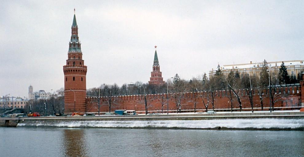 Путешествие по Советскому Союзу 1990 года