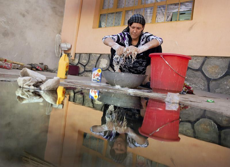 В афганской женской тюрьме (15 фотографий), photo1. Фото 1, В
