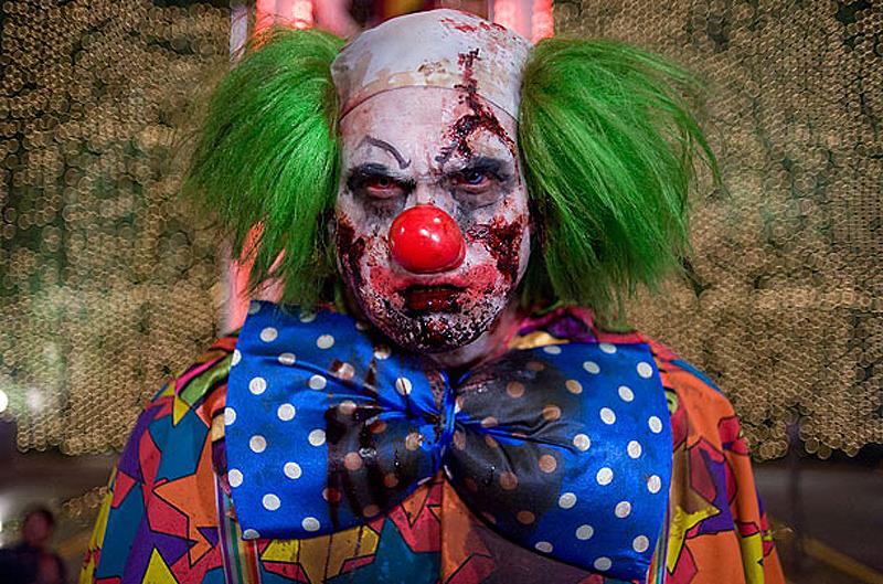 Секс игры клоун #11
