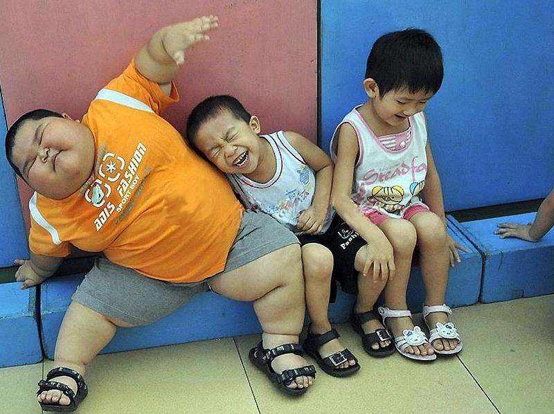desperate011 3 летний китаец весит 60 кило