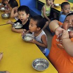 3-летний китаец весит 60 кило