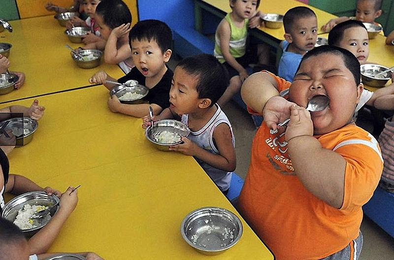 desperate021 3 летний китаец весит 60 кило