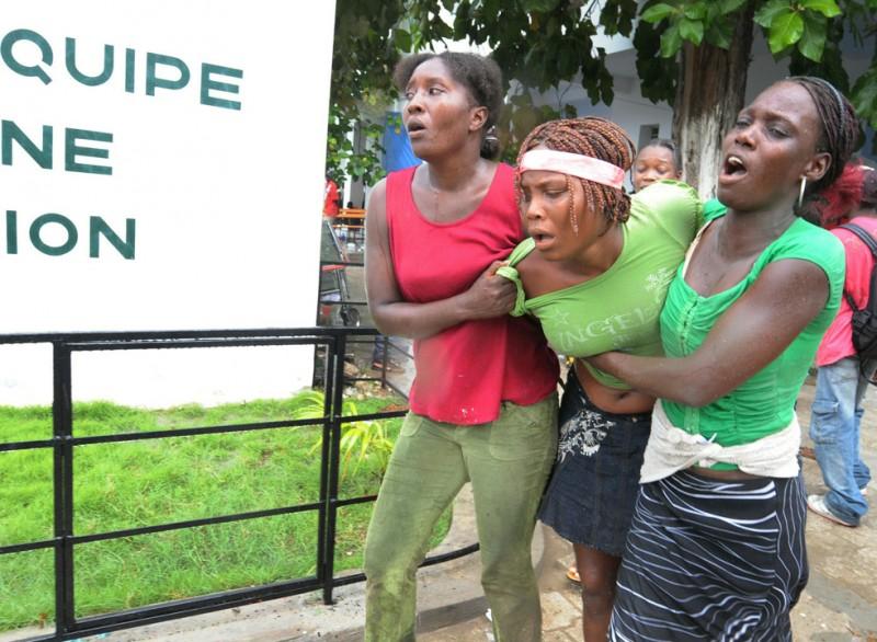 Эпидемия холеры на Гаити (Часть 1)