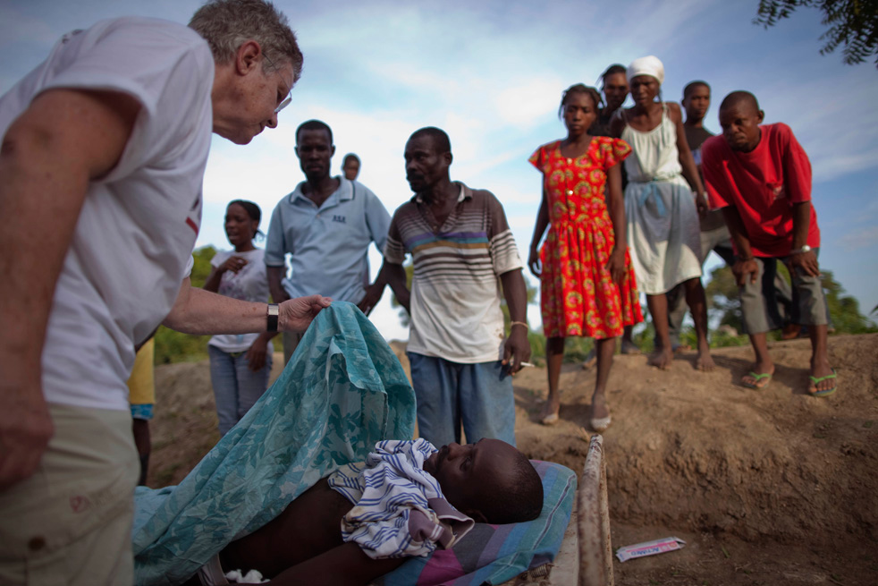 the cholera epidemic in haiti The world is currently living through the seventh and longest cholera pandemic, which began in indonesia in 1961 and, before haiti, was most famous for an outbreak that devastated south america in 1991, killing 12,000 people in 21 countries.