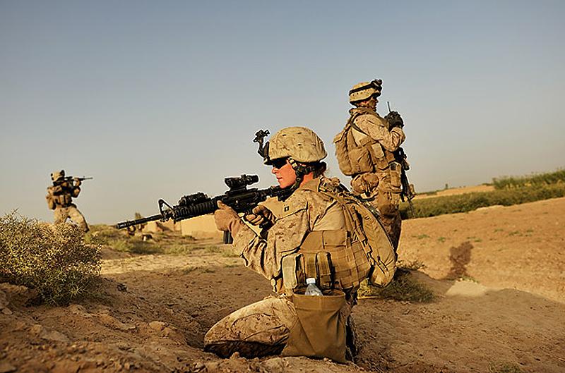 women soldiers 06 Женщины военные