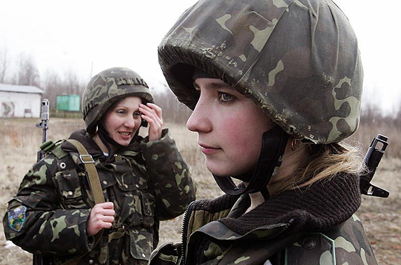 women soldiers 07 Женщины военные
