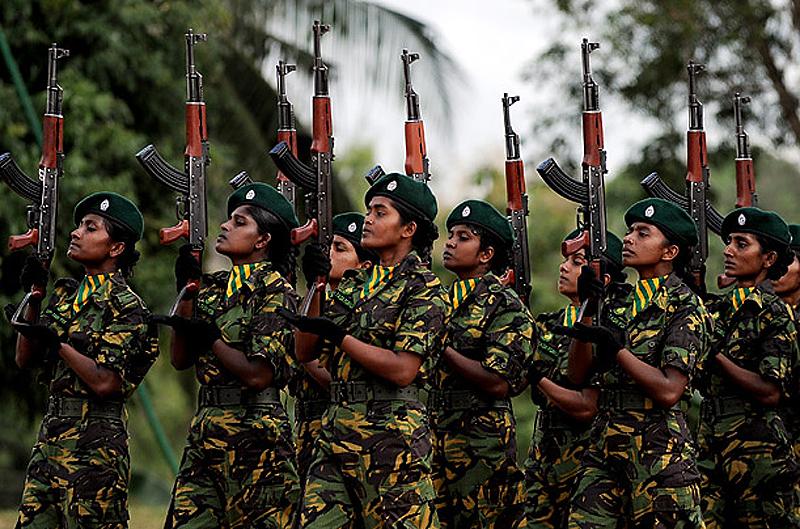 women soldiers 10 Женщины военные