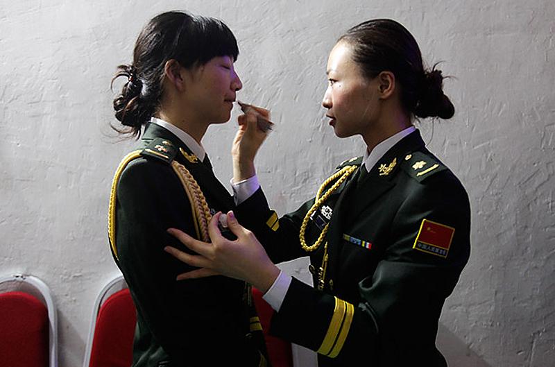 women soldiers 11 Женщины военные