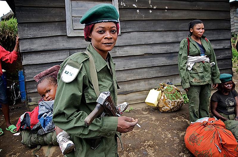 women soldiers 12 Женщины военные