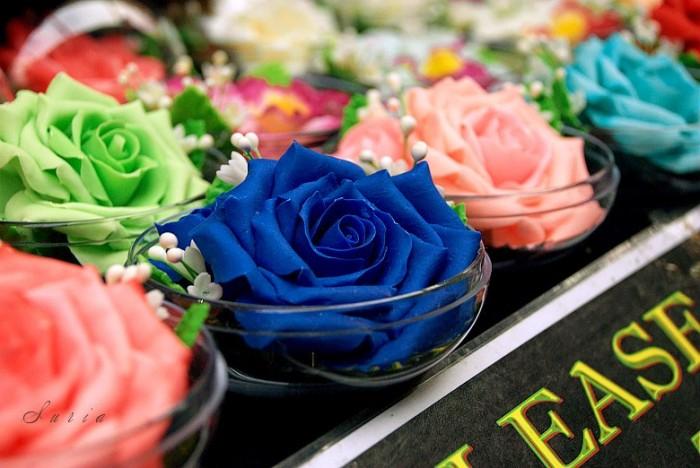 01210000 Мыльные цветы