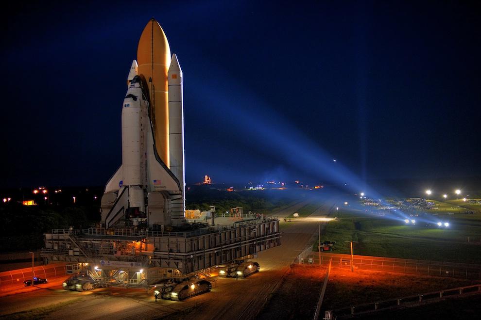 0153 Невероятные фото из космоса астронавта Дугласа Уилока