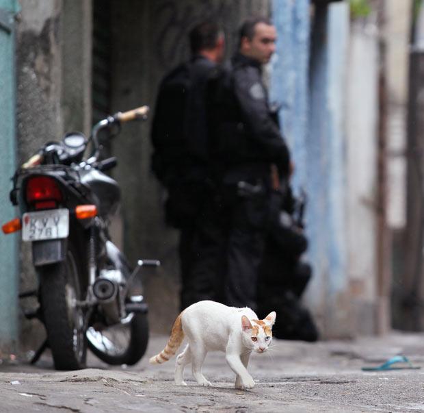 0159 Операция по зачистке трущоб Рио от наркоторговцев