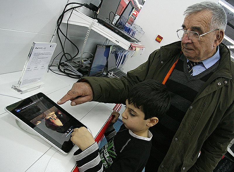 Стартовали официальные продажи iPad в России