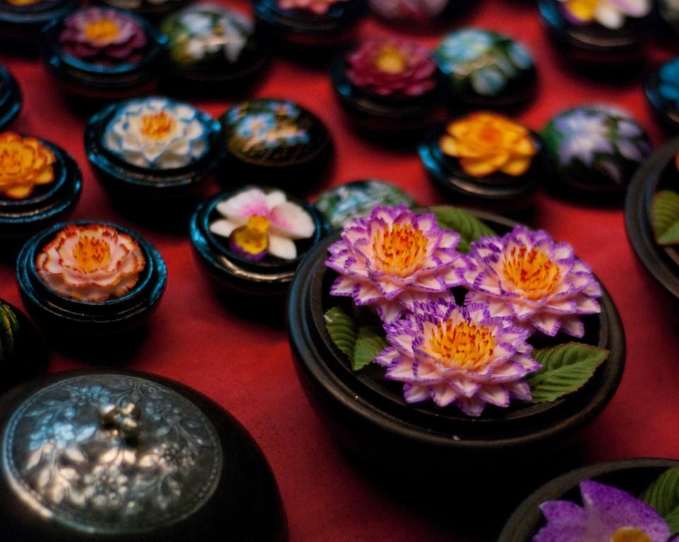 02208000 Мыльные цветы