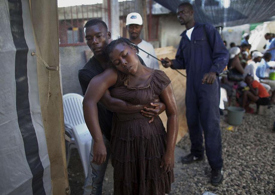 0221 Эпидемия холеры на Гаити (Часть 2)