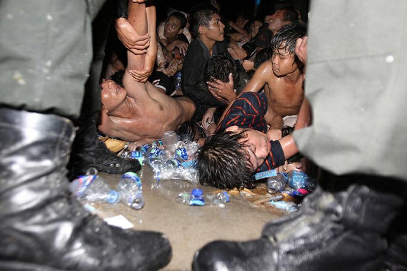 Трагедия на водном фестивале в Камбодже