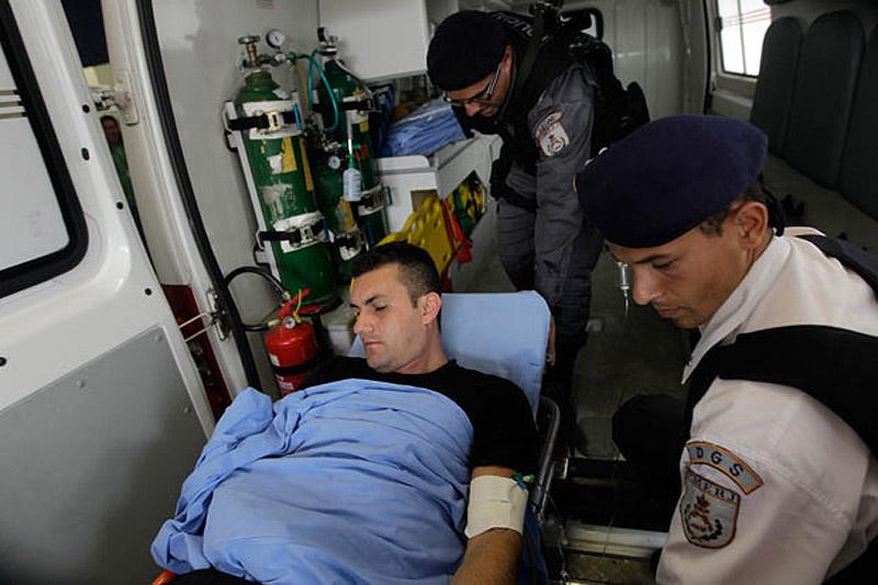 0256 Операция по зачистке трущоб Рио от наркоторговцев
