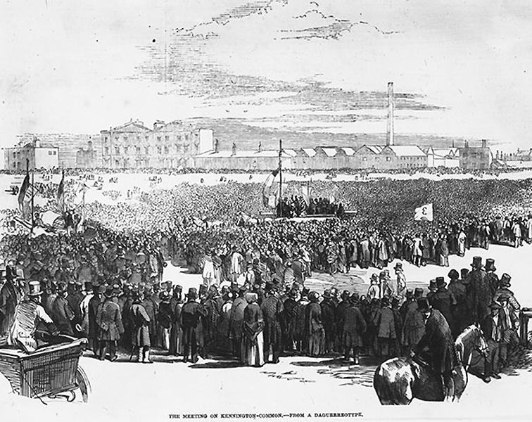 0334 Вспоминая историю: протесты, беспорядки и забастовки