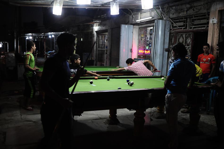 Новая жизнь в багдадском пригороде Мадинат эс Садр