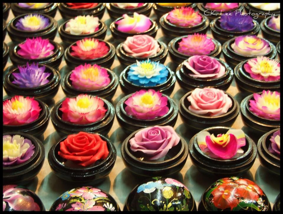 04191000 Мыльные цветы