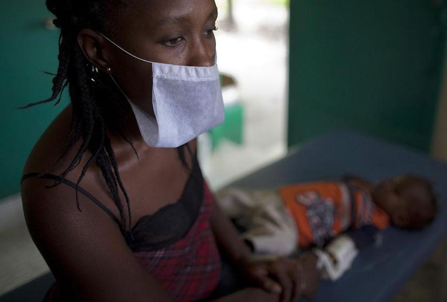 0421 Эпидемия холеры на Гаити (Часть 2)