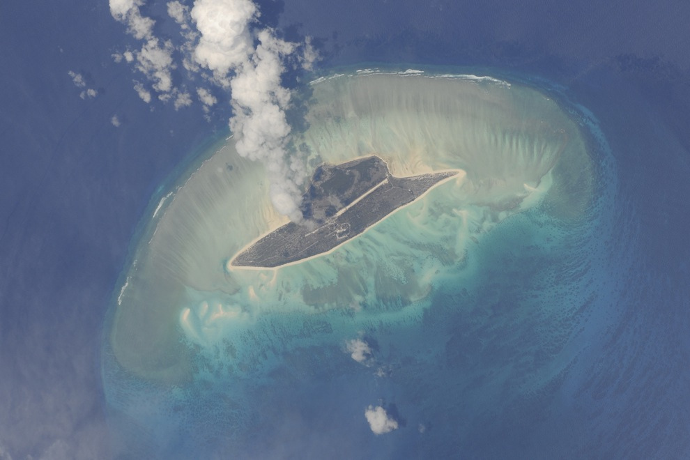 0451 Невероятные фото из космоса астронавта Дугласа Уилока