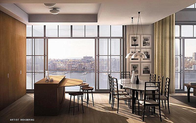 0570 Апартаменты Николь Кидман на Манхэттене