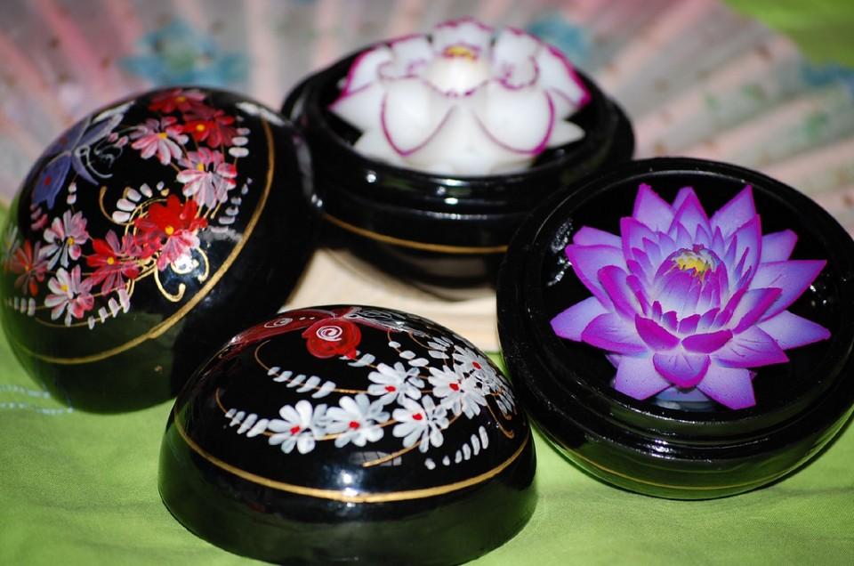 06178000 Мыльные цветы