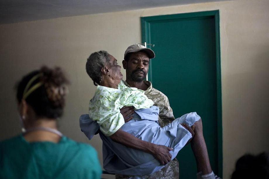 0621 Эпидемия холеры на Гаити (Часть 2)