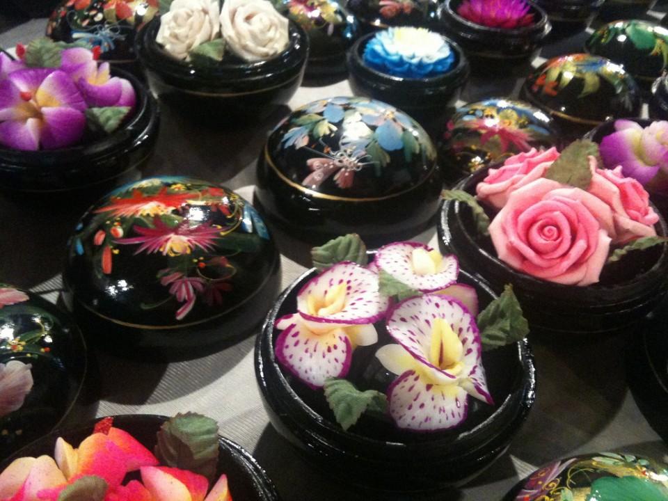 07169000 Мыльные цветы