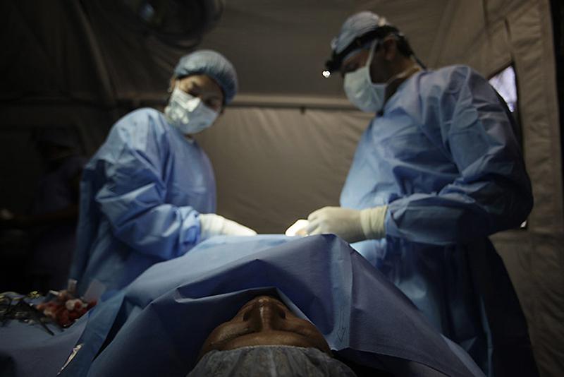 0730 Dokter di belantara hutan tropis di Brazil