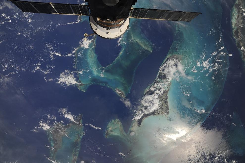 0749 Невероятные фото из космоса астронавта Дугласа Уилока