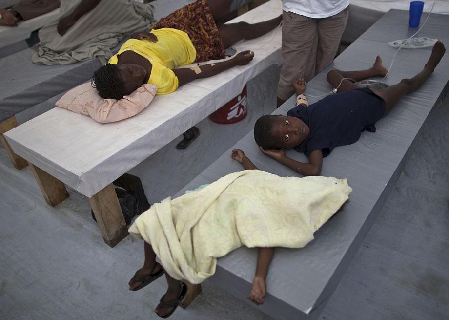 0820 Эпидемия холеры на Гаити (Часть 2)