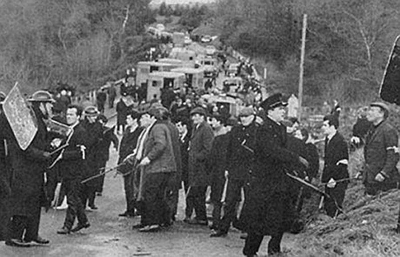 0831 Вспоминая историю: протесты, беспорядки и забастовки