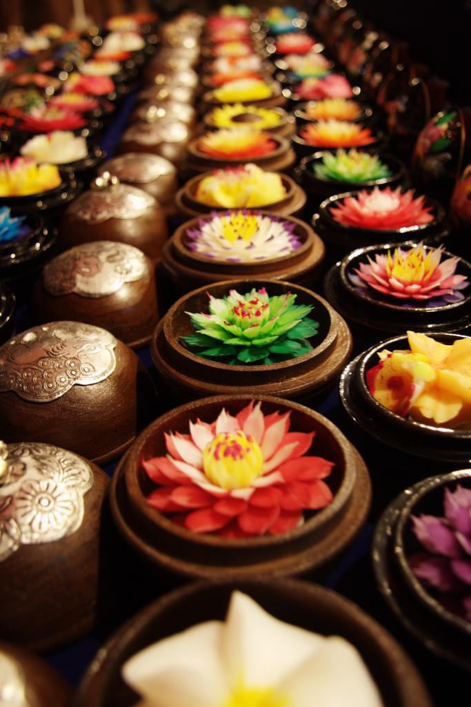 09152000 Мыльные цветы